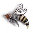 Amber Hornet Pendant