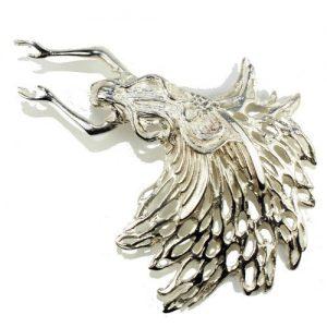 guardian Angel brooch