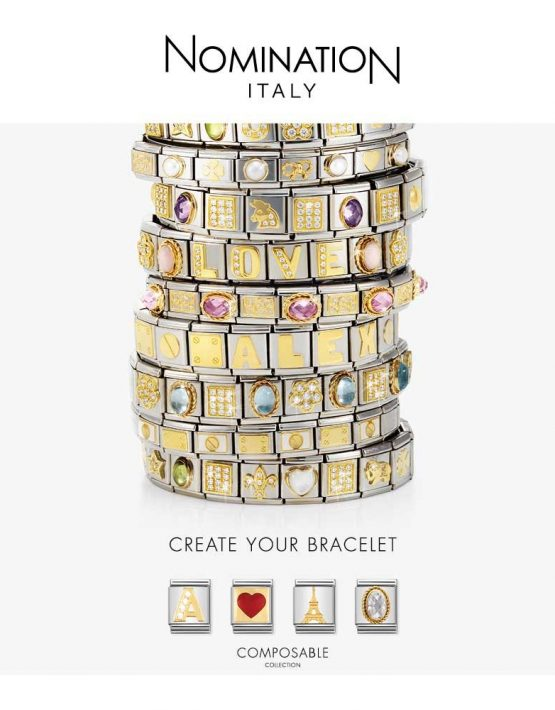 Nomination create your bracelet