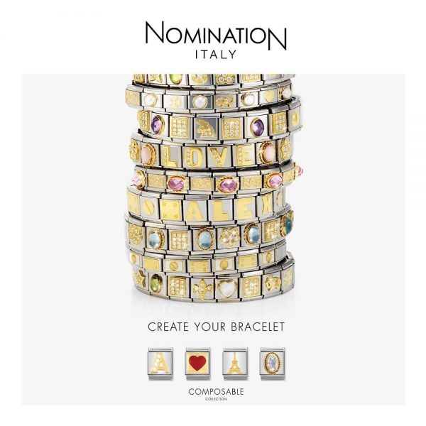 Nomination create your bracelet