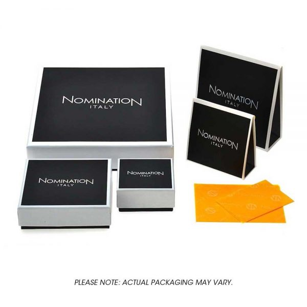 Nomination composable bracelet packaging