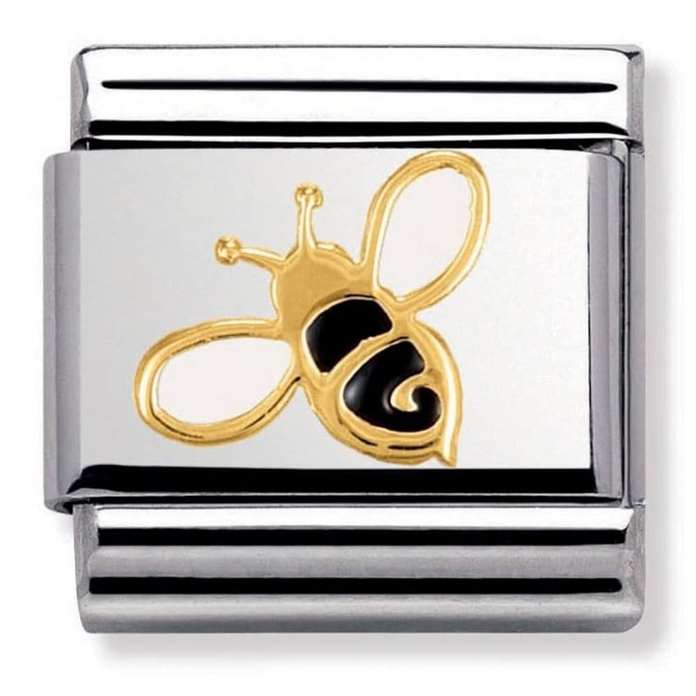Nomination Classic Gold Bee 🐝 Charm 030278/01