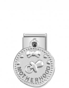Nomination Classic Silvershine Motherhood Charm 331804/11