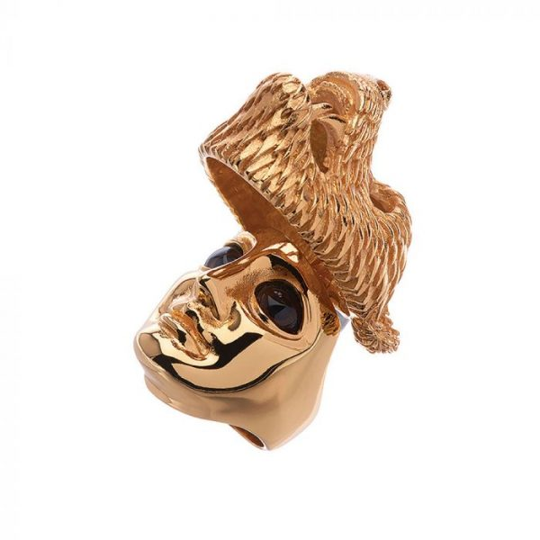 Dionysus Bear Ring ACSHJ179-09-03-100