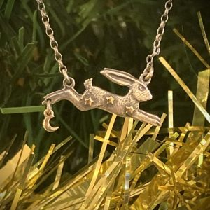 Magical Hare Necklace ACNH183