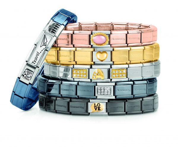 Coloured Base Bracelets