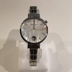Nomination Classic Silvershine Paris Watch with CZ 076033/017
